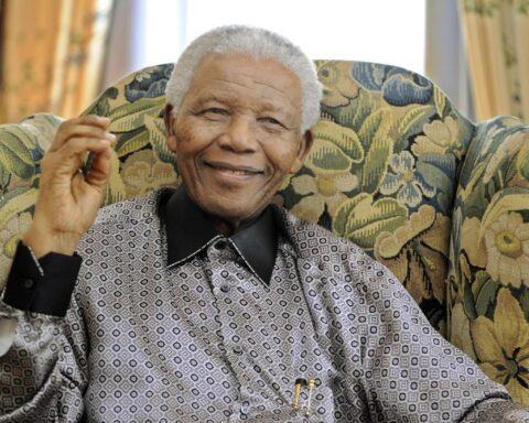 N R Mandela